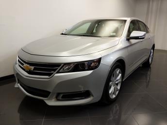 Used 2017 Chevrolet Impala