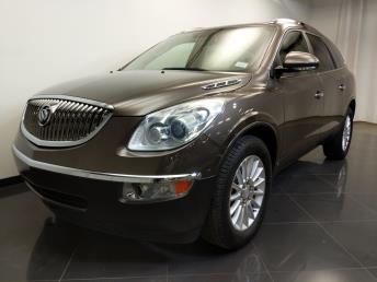 2009 Buick Enclave CXL - 1240030724