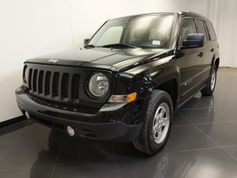 2017 Jeep Patriot Sport - 1240030745