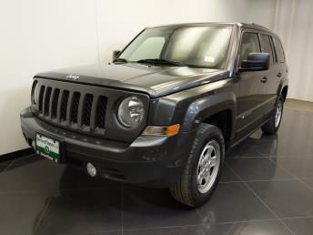 2016 Jeep Patriot Sport - 1240030748