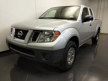 2015 Nissan Frontier King Cab S 6 ft - 1240030764