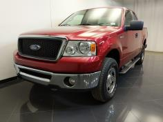 2008 Ford F-150 Super Cab XLT 5.5 ft