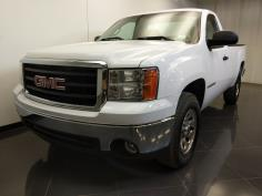 2008 GMC Sierra 1500 Regular Cab SLE 8 ft