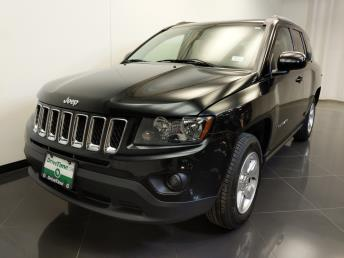 2016 Jeep Compass Latitude - 1240030830