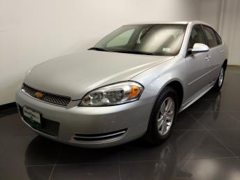 2015 Chevrolet Impala Limited LS - 1240030947