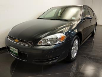 2015 Chevrolet Impala Limited LT - 1240031079