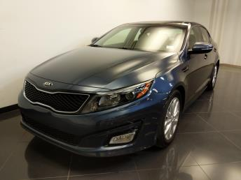 2015 Kia Optima EX - 1240031158