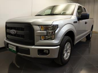 2016 Ford F-150 Super Cab XL 6.5 ft - 1240031210