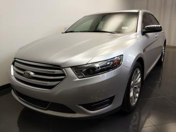 2016 Ford Taurus Limited - 1240031237