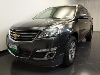 2017 Chevrolet Traverse LT - 1240031238
