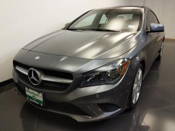 Used 2015 Mercedes-Benz CLA250
