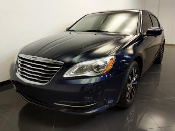 2014 Chrysler 200 Touring - 1240031316