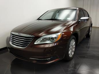 2013 Chrysler 200 Limited - 1240031318