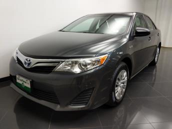 2012 Toyota Camry LE Hybrid - 1240031343
