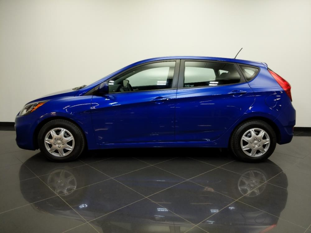 2014 Hyundai Accent GS - 1240031368