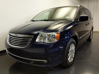 Used 2015 Chrysler Town and Country