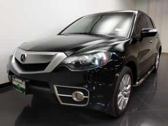 2011 Acura RDX  - 1240031392