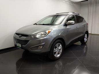 2013 Hyundai Tucson GLS - 1240031513