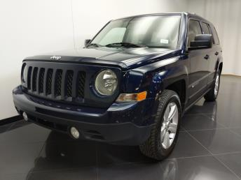 2016 Jeep Patriot Sport - 1240031521