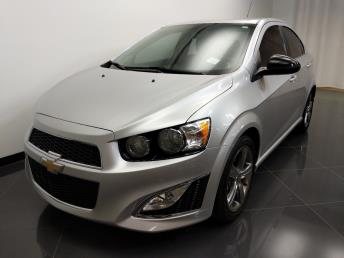 2015 Chevrolet Sonic RS - 1240031608