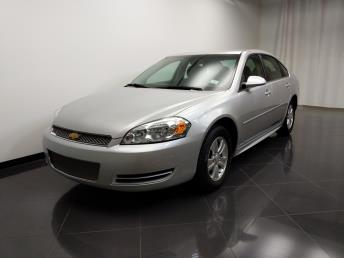 2016 Chevrolet Impala Limited LS - 1240031664