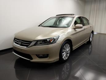 2013 Honda Accord EX-L - 1240031725