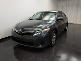 2011 Toyota Camry Hybrid - 1240031736