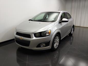 2013 Chevrolet Sonic LT - 1240031740