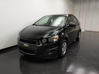 2015 Chevrolet Sonic LS - 1240031741