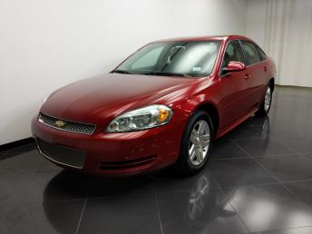 2014 Chevrolet Impala Limited LT - 1240031743