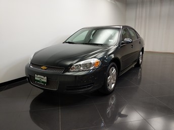 2016 Chevrolet Impala Limited LT - 1240031759