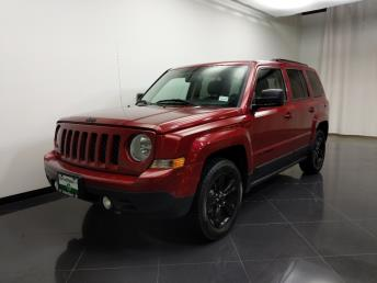 2015 Jeep Patriot Altitude Edition - 1240031779