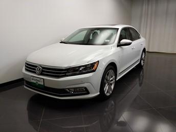 Used 2016 Volkswagen Passat