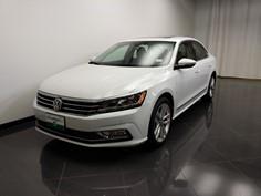 2016 Volkswagen Passat 1.8T SEL Premium