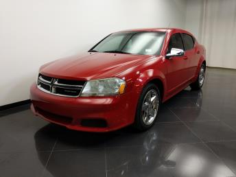 Used 2012 Dodge Avenger