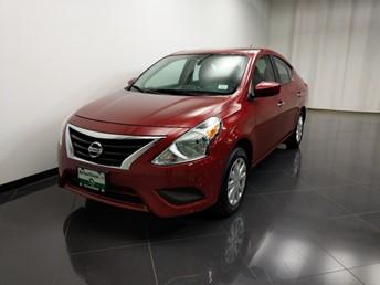 2017 Nissan Versa SV - 1240031878