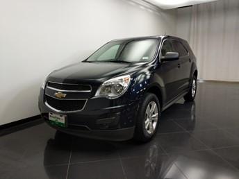2015 Chevrolet Equinox LS - 1240031941
