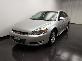 2015 Chevrolet Impala Limited LS - 1240031953