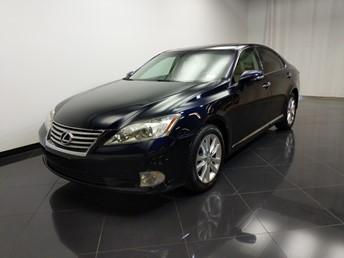 2010 Lexus ES 350  - 1240031973