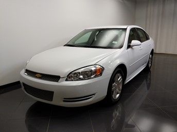 2016 Chevrolet Impala Limited LT - 1240031988