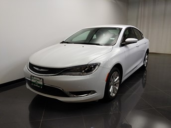 2015 Chrysler 200 Limited - 1240031997