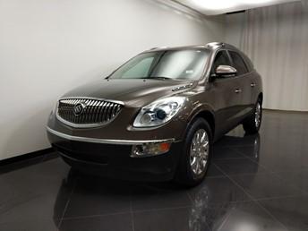 2012 Buick Enclave Premium - 1240032050
