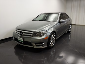 Used 2012 Mercedes-Benz C250