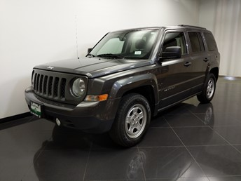 2016 Jeep Patriot Sport - 1240032166