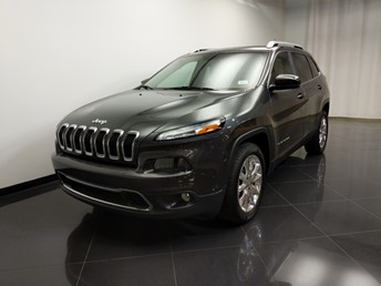 2015 Jeep Cherokee Limited - 1240032190