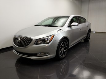 2016 Buick LaCrosse Sport Touring - 1240032227