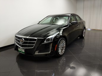 2014 Cadillac CTS 2.0 Luxury Collection - 1240032243