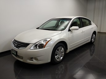 2012 Nissan Altima 2.5 S - 1240032247
