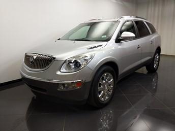 2011 Buick Enclave CXL - 1240032276