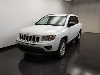 2013 Jeep Compass Latitude - 1240032348